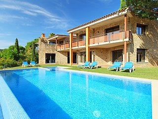 8 bedroom Villa in Sant Antoni de Calonge, Catalonia, Spain : ref 5043890