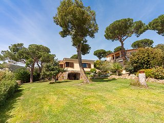 5 bedroom Villa in Calonge, Costa Brava, Spain : ref 2286712