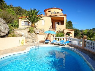 4 bedroom Villa in Sant Antoni de Calonge, Catalonia, Spain : ref 5043895