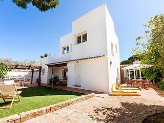 4 bedroom Villa in St Feliu de Guixols, Costa Brava, Spain : ref 2099173