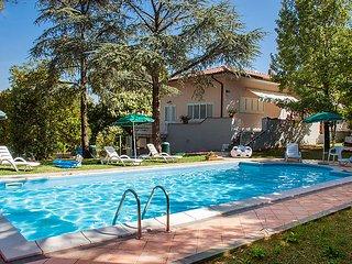 4 bedroom Villa in Castiglioncello, Costa Etrusca, Italy : ref 2214489