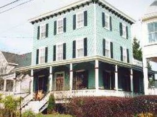 Giant Victorian Close to Beach and Town, Cape May