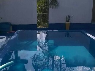 Casa com piscina na Reserva Florestal Adolfo Ducke, Manaus