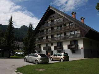Mountain view apartment Bohinj