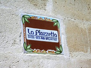 La Piazzetta bed and breakfast