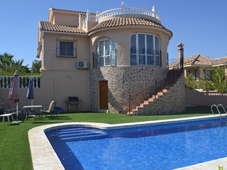 Casa Cuesta, Detached Villa, Large Private Pool, Mazarrón