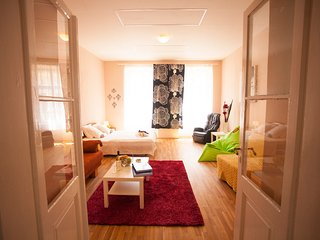New apart in center with parking and wifi, Praga