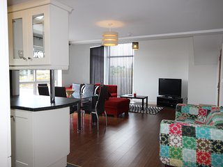 Carraroe Apartment - This stylish town house in the centre of Carraroe