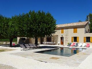 Villa Martin, entièrement rénovée, piscine privée