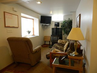 Mayo Clinic Patient Housing 1bdrm overlooking park, Rochester