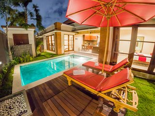 PROMO!! NEW 2 BEDROOM LUXURY POOL VILLA IN SEMINYAK!