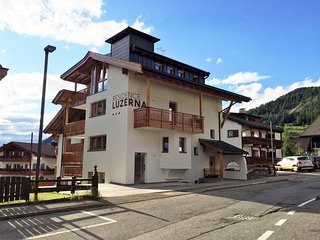 108C - Residence Luzerna - One-bedroom Apartment, Selva di Val Gardena.