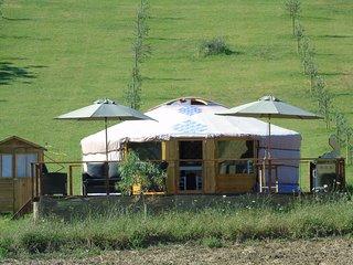 'Hawkridge' Glamping Abruzzo, Catignano