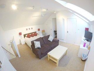 Comfortable flat near Jesus Green, Cambridge