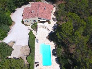 Santoline 5 pièces, piscine proche Aix en Provence, Venelles