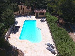 Santoline 5 pièces, piscine proche Aix en Provence