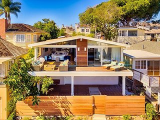 Magnificent Ocean View Home - 31 Day Minimum Stay, Newport Beach