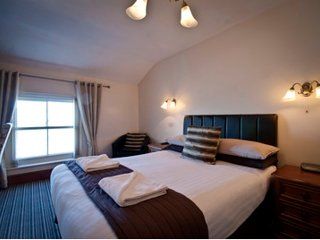 Double  Mountain View Single Occupancy (Room 3), Llandudno