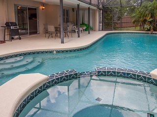4 Bedroom Private Pool and Spa Home(GG2200)