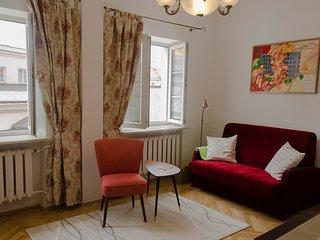 Apartment Krakowskie Przedmieście, Varsovia
