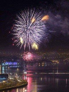 Hallowed'en Fireworks