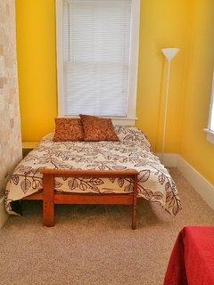 back sunroom upstairs