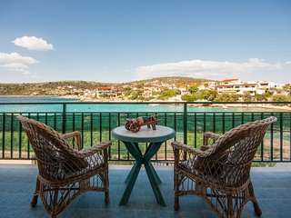 TH01633 Apartments Sanda / Four bedrooms A1, Razanj