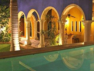 Suites Castillo en el Cielo, Merida