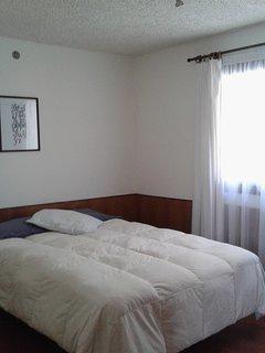 Dormitorio cama 2 plaza