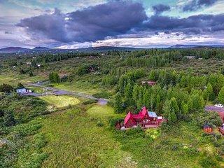 Summerhouse In Grímsnes - Golden Circle, Selfoss