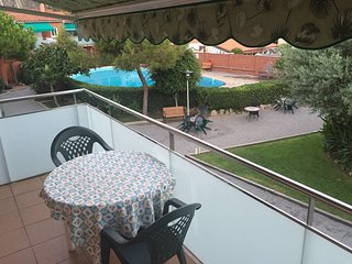 Apartamento en Castelldefels cerca de la playa