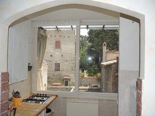 Casa in centro storico con terrazzo e bagno turco, Tivoli