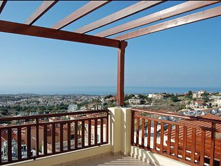 Park View G202 - 1-bedroom apartment in Peyia with stunning views