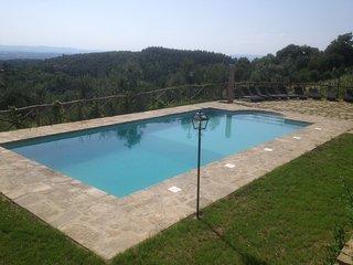 Agriturismo Henni pool sauna jacuzzi panoramicview, Cortona