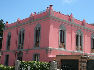 The Pink Palace - Apartment La Sabbia, Bosa