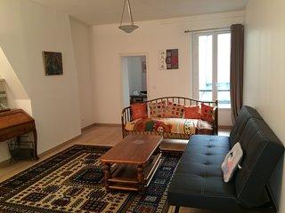 Appartement à l'Arche Saint-Martin (refait à neuf), París