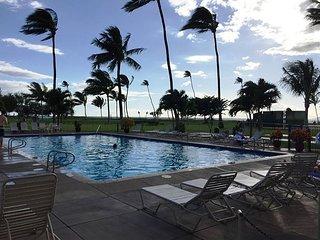 Summer Special!  Beautiful 1 BR, 2 BA Ocean View Condo,  book it now!