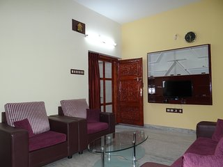 The Grumpartment 3BHK Serviced Apartment, Annamalai Nagar, Trichy