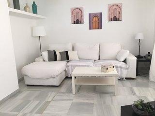 Apartamento con wifi vistas al mar, Benalmadena
