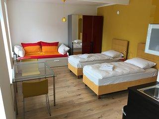 Schönes, neu renoviertes Apartment nahe Wien