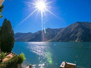Castagnola Front Lake