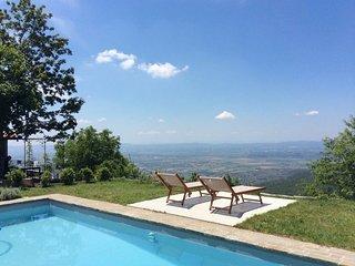 Villa Rosmarino, Cortona