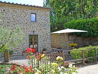 Villa Il Roseto, Teverina