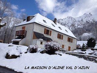 La Maison d'Aline Val D'Azun, Arrens-Marsous