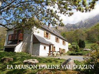La Maison d'Aline Val D'Azun , 3 gîtes rénovés ., Arrens-Marsous