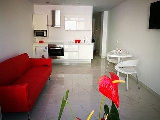 Bright quiet renovated 1 bedroom apartment, Las Palmas de Gran Canaria