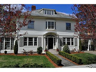 Stately Historic home situated on spacious grounds, Providence