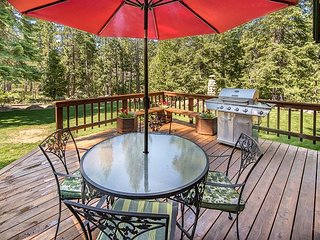 One Of A Kind Mountain Lodge. Blissful Seclusion On 10 Acres., South Lake Tahoe