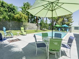 Poolside Classic in Palm Springs - Easy Access to Events & Shopping