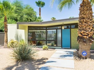 Mid-Century Classic w/ Private Pool - Easy Access to Shopping & Events